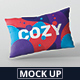 Pillow Mockup - Rectangle - GraphicRiver Item for Sale