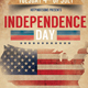 Memorial / Independence Day Flyer Template - GraphicRiver Item for Sale