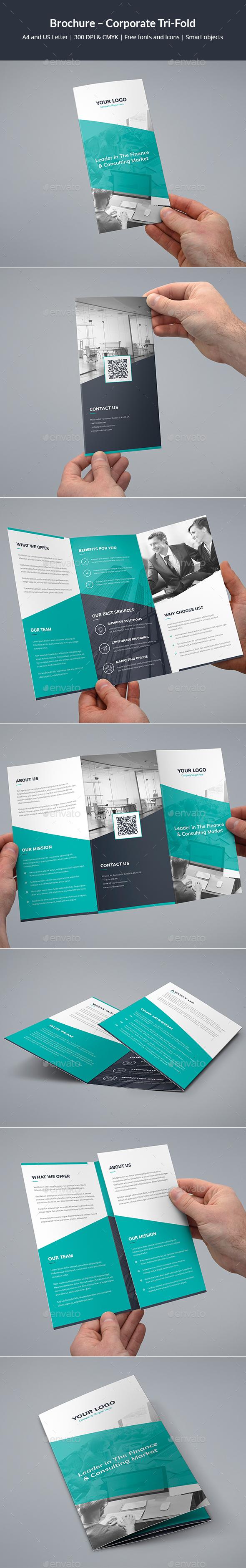 Brochure – Corporate Tri-Fold - Corporate Brochures