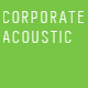 Corporate Acoustic I - AudioJungle Item for Sale