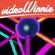 Plectrum VJ Loops - 3 in 1 pack - VideoHive Item for Sale