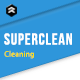 Super Clean - Cleaning Services Muse Template