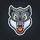 Wolf Mascot - GraphicRiver Item for Sale