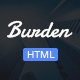 Burder - Responsove Business, Corporate & Agency HTML Template - ThemeForest Item for Sale