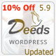 Deeds - Best Nonprofit Church Organization WP Theme Nulled