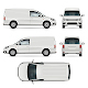 Mini Van Vector Template - GraphicRiver Item for Sale