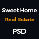 Sweet Home Real Estate-PSD Template - ThemeForest Item for Sale