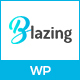 Blazing - Corporate WordPress Theme - ThemeForest Item for Sale