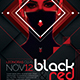 Black and Red Flyer Template V4 - GraphicRiver Item for Sale