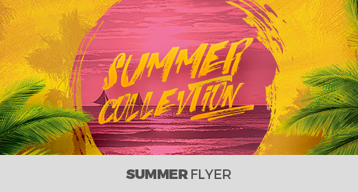 Summer Flyer Collection