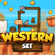 Physics Game -  Western Set - GraphicRiver Item for Sale