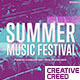 Summer Music Festival - VideoHive Item for Sale