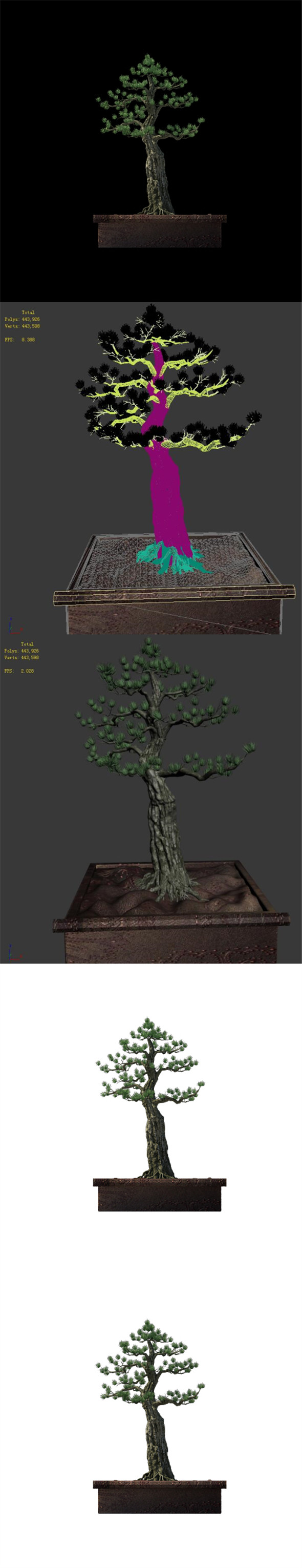 Alchemy - experience tree 03 - 3DOcean Item for Sale