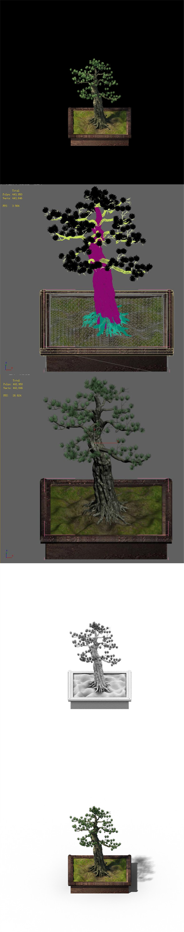 Alchemy - experience tree 06 - 3DOcean Item for Sale