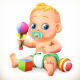 Baby and Toys Nulled
