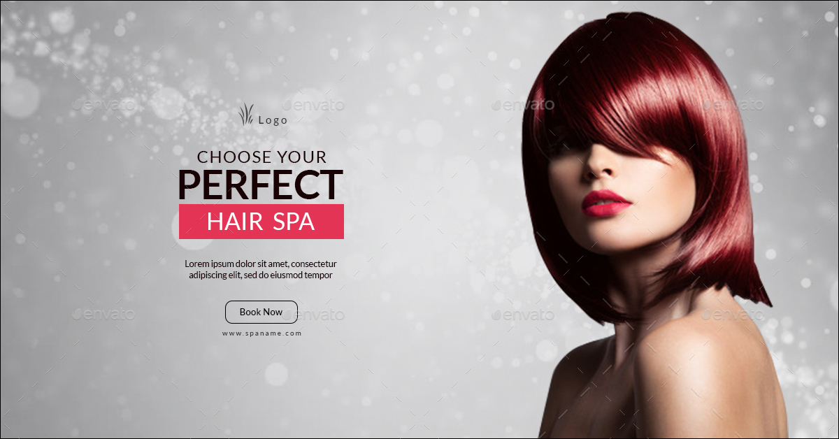 Hair Care Banners By Hyov Graphicriver