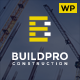 BuildPro - Business, Building & Construction WordPress Theme