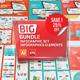 Bundle Infographics Elements - GraphicRiver Item for Sale