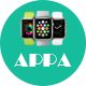 Appa - Watch Store Responsive WooCommerce WordPress Theme