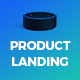 Eco - Product Landing Page Nulled