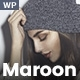 Photography | Maroon Photography WordPress - ThemeForest Item for Sale