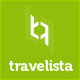 Travelista - Travel Blog Theme Nulled