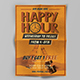 Vintage Happy Hour - GraphicRiver Item for Sale