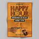 Vintage Happy Hour - GraphicRiver Item for Sale