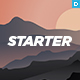 Starter - Amazingly optimized, fast & minimalist blog theme!