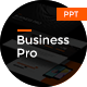 Business Pro Powerpoint - GraphicRiver Item for Sale