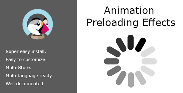 Animation Preloading Effects - CodeCanyon Item for Sale