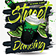 Street Dancing Flyer - GraphicRiver Item for Sale