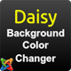 Daisy - Background Color Changer for Joomla