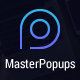 Master Popups - Wordpress Popup Plugin for Lead Generation. Get Subscribers and Grow Your Email List