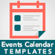 The Events Calendar Templates and Shortcode - WordPress Plugin