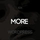 More - Clean, Multipurpose Minimal Blog Theme