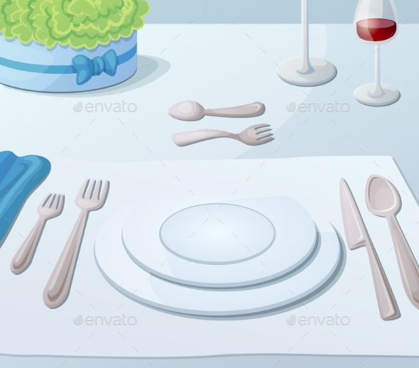 Served Table - Miscellaneous Vectors