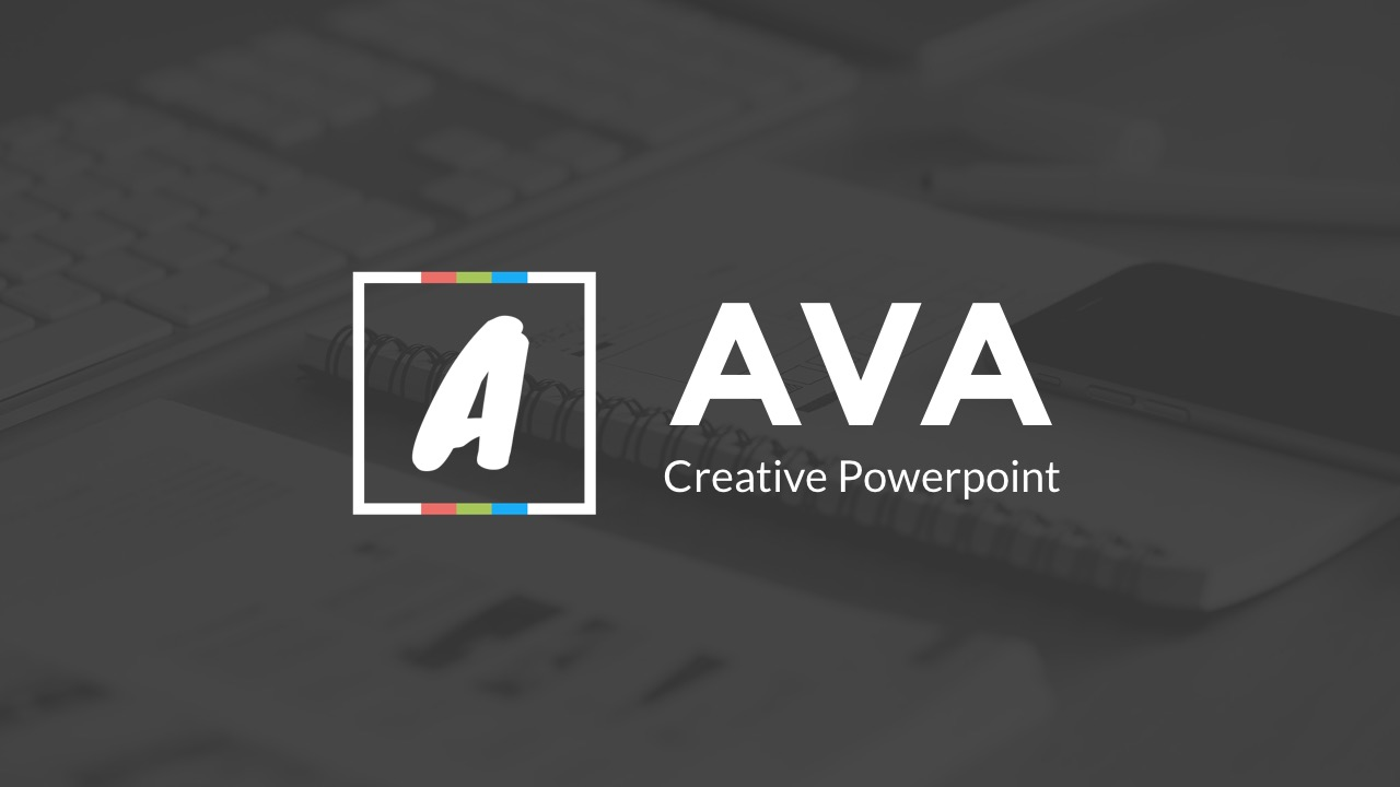 chapter one creative powerpoint template pack by