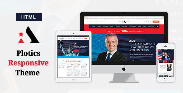 Politics - Political HTML Template