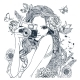 Cartoon Girl - GraphicRiver Item for Sale