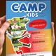 Kids Camp Flyer - GraphicRiver Item for Sale