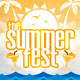 The Summer Fest Flyer Template - GraphicRiver Item for Sale