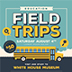 Field Trip Flyer - GraphicRiver Item for Sale