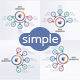 Simple Modern Circle Information - GraphicRiver Item for Sale