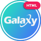 Galaxy - Product, Apps, Agency, Resume/Portfolio Landing Page Nulled