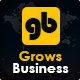 Grows - Professional Multipurpose Business HTML Template