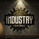 Vintage Industrial Logo Design - GraphicRiver Item for Sale