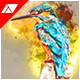 Watercolor Pro Photoshop Action - GraphicRiver Item for Sale