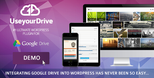 Use-your-Drive | Google Drive plugin for WordPress - CodeCanyon Item for Sale