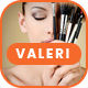 Valeri - Makeup Shop WordPress Theme Nulled